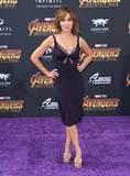Jennifer Grey Photo - 23 April 2018 -  Hollywood California - Jennifer Grey Disney and Marvels Avengers Infinity War Los Angeles Premiere held at Dolby Theater Photo Credit Birdie ThompsonAdMedia