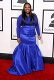 Tasha Cobbs Photo - 26 January 2014 - Los Angeles California - Tasha Cobbs 56th GRAMMY Awards held at the Staples Center Photo Credit AdMedia