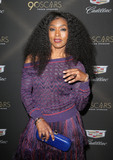 Angela Bassett Photo - 01 March 2018 - Los Angeles California - Angela Bassett Cadillac Celebrates The 90th Annual Academy Awards during Oscar Week 2018 held at Chateau Marmont Photo Credit F SadouAdMedia