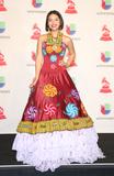 Angela Aguilar Photo - 15 November 2018 - Las Vegas NV -  Angela Aguilar  19th Annual Latin GRAMMY Awards at the MGM Grand Garden Arena- Photo Room Photo Credit MJTAdMedia