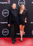Jeremy Renner Photo - 12 July 2017 - Los Angeles California - Jeremy Renner and Elizabeth Olsen 2017 ESPYS Awards Arrivals held at the Microsoft Theatre in Los Angeles Photo Credit AdMedia