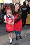 Ali Landry Photo - 23 November 2016 - Los Angeles California Ali Landry  Los Angeles Mission Thanksgiving Meal For The Homeless held at Los Angeles Mission Photo Credit Birdie ThompsonAdMedia