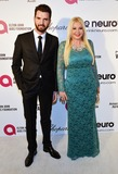 Andrea Iervolino Photo - 02 March 2014 - West Hollywood California - Monika Bacardi and Andrea Iervolino 22nd Annual Elton John Academy Awards Viewing Party held at West Hollywood Park Photo Credit Chris ChewAdMedia