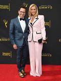 Lisa Kudrow Photo - 14 September 2019 - Los Angeles California - Lisa Kudrow Dan Bucatinsky 2019 Creative Arts Emmys Awards - Arrivals held at Microsoft Theater LA Live Photo Credit Birdie ThompsonAdMedia