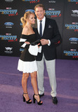 Hayley Roberts Photo - 19 April 2017 - Hollywood California - Hayley Roberts David Hasselhoff Premiere Of Disney And Marvels Guardians Of The Galaxy Vol 2 held at the Dolby Theatre Photo Credit AdMedia
