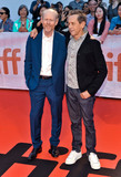 Brian Grazer Photo - 05 September 2019 - Toronto Ontario Canada - Ron Howard Brian Grazer 2019 Toronto International Film Festival - Once Were Brothers Robbie Robertson And The Band Premiere held at Roy Thomson Hall Photo Credit Brent PerniacAdMedia