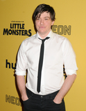 Abe Forsythe Photo - 08 October 2019 - New York New York - Abe Forsythe Little Monsters New York Premiere held at AMC Lincoln Square Theater Photo Credit AdMedia