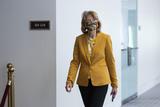 alaska Photo - United States Senator Lisa Murkowski (Republican of Alaska) arrives to GOP Senate Luncheons at the Hart Senate Office Building in Washington DC US on Thursday May 14 2020  Credit Stefani Reynolds  CNPAdMedia