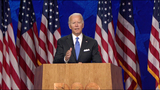 Joe Biden Photo - In this image from the Democratic National Convention video feed former United States Vice President Joe Biden the 2020 Democratic Party nominee for President of the US delivers his acceptance speech on the last night of the convention on Thursday August 20 2020Credit Democratic National Convention via CNPIn this image from the Democratic National Convention video feed former United States Vice President Joe Biden the 2020 Democratic Party nominee for President of the US delivers his acceptance speech on the last night of the convention on Thursday August 20 2020Credit Democratic National Convention via CNPAdMedia