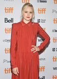Alison Pill Photo - 11 September 2021 - Toronto Ontario Canada -  Alison Pill 2021 Toronto International Film Festival - All My Puny Sorrows Premiere held at the Princess of Wales Theatre Photo Credit Brent PerniacAdMedia
