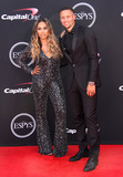 Ayesha Curry Photo - 12 July 2017 - Los Angeles California - Steph Curry with wife Ayesha Curry 2017 ESPYS Awards Arrivals held at the Microsoft Theatre in Los Angeles Photo Credit AdMedia