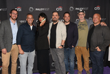 Andy Breckman Photo - 13 September 2019 - Beverly Hills California - (L-R) Dan Newmark Joe Gatto Jameela Jamil Brian Quinn Ben Newmark Andy Breckman and Michael Bloom The Misery Index at The Paley Center For Medias 13th Annual PaleyFest Fall TV Previews - TBS Photo Credit Billy BennightAdMedia
