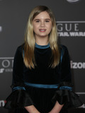 Kyla Kenedy Photo - 10 December 2016 - Hollywood California - Kyla Kenedy Rogue One A Star Wars Story World Premiere held at Pantages Theater Photo Credit F SadouAdMedia