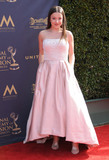 Addison Holley Photo - 28 April 2017 - Pasadena California - Addison Holley 44th Annual Daytime Creative Arts Emmy Awards held at Pasadena Civic Center in Pasadena Photo Credit Birdie ThompsonAdMedia