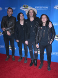 American Authors Photo - 02 December 2016 - Las Vegas NV -  American Authors  2016 NASCAR Sprint Cup Series Awards at Wynn Las Vegas red carpet arrivals  Photo Credit MJTAdMedia