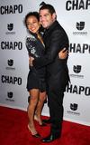 El Chapo Photo - 19 April 2017 - Los Angeles California - Tete Espinoza and Marco De La O Univisions El Chapo Original Series Premiere Event held at The Landmark Theatre Photo Credit AdMedia