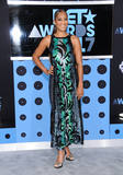 Amanda Seales Photo - 25 June 2017 - Los Angeles California - Amanda Seales 2017 BET Awards held at the Microsoft Square in Los Angeles Photo Credit Birdie ThompsonAdMedia