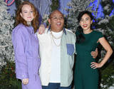 Anna Akana Photo - 01 November 2019 - Beverly Hills California - Liv Hewson Jacob Batalon Anna Akana Netflixs Let It Snow Photo Call held at Four Season Hotel Photo Credit Birdie ThompsonAdMedia