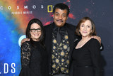 Ann Druyan Photo - 26 February 2020 - Los Angeles California - Neil deGrasse Tyson Ann Druyan National Geographics Cosmos Possible World Los Angeles Premiere held at UCLA Royce Hall Photo Credit Birdie ThompsonAdMedia
