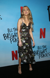 Ann Winters Photo - 24  February 2020 - Hollywood California - Anne Winters Special Screening Of Netflixs All The Bright Places The Invisible Man held at The ArcLight Cinemas Photo Credit FSAdMedia