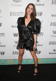 Alison Brie Photo - 15 September 2018 - West Hollywood California - Alison Brie Variety and Women in Film 2018 Television Nominees Celebration sponsored by Cadillac and Heineken held at Cecconis Photo Credit Faye SadouAdMedia