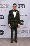 Anthony Ramos Photo - 27 January 2019 - Los Angeles California - Anthony Ramos 25th Annual Screen Actors Guild Awards held at The Shrine Auditorium Photo Credit Faye SadouAdMedia