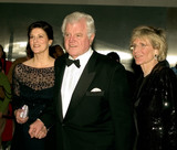 Jean Kennedy Photo - Washington DC - December 4 2005 -- United States Senator Ted Kennedy (Democrat of Massachusetts) center arrives for the Kennedy Center Honors tapingwith his wife Victoria left and sister Jean Kennedy Smith right at the John F Kennedy Center for the Performing Arts in Washington DC on December 4 2005Credit Ron Sachs  CNPAdMedia