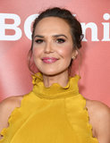 ARIELE KEBBEL Photo - 11 January 2020 - Pasadena California - Arielle Kebbel NBCUniversal Winter Press Tour 2020 held at Langham Huntington Hotel Photo Credit Birdie ThompsonAdMedia