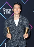 Harry Shum Photo - 11 November 2018 - Santa Monica California - Harry Shum Jr  2018 E Peoples Choice Awards - Press Room held at Barker Hangar Photo Credit Birdie ThompsonAdMedia