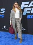 Allison Holker Photo - 07 December 2019 - Universal City California - Allison Holker Netflixs Fast  Furious Spy Racers World Premiere held at AMC Universal City Walk Photo Credit Birdie ThompsonAdMedia