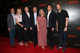 Alan Yang Photo - 23 May 2017 -  Beverly Hills California - Victor Fresco Chelsea Handler BIll Burr Ted Sarandos Marta Kauffman Alan Yang Judd Apatow Netflix Comedy Panel For Your Consideration Event held at Netflix FYSee Space Photo Credit Faye SadouAdMedia