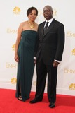Andre Braugher Photo - 25 August 2014 - Los Angeles California - Andre Braugher 66th Annual Primetime Emmy Awards - Arrivals held at Nokia Theatre LA Live Photo Credit Byron PurvisAdMedia