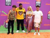 Prince Photo - 13 July 2017 - Los Angeles California - Chanel Fielder Jadyn Fielder Prince Fielder Haven Fielder Nickelodeon Kids Choice Sports Awards 2017 held at Pauley Pavilion Photo Credit F SadouAdMedia
