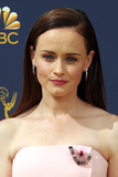 Alexis Bledel Photo - 17 September 2018 - Los Angles California - Alexis Bledel 70th Primetime Emmy Awards held at Microsoft Theater LA LIVE Photo Credit Faye SadouAdMedia