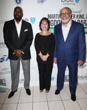 Martin Luther King Jr Photo - 15 January 2018 - Los Angeles California - Darrell Brown Michelle Mayer Lenny Mcneill Martin Luther King Jr Kingdom Day Parade  VIP Breakfast Photo Credit F SadouAdMedia