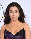 Lauren Jauregui Photo - 09 October 2018 - Los Angeles California - Lauren Jauregui  2018 American Music Awards - Arrivals held at the Microsoft Theater Photo Credit Birdie ThompsonAdMedia