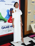 KYLIE BUNBURY Photo - 21 February 2018 - Hollywood California - Kylie Bunbury Game Night LA Premiere held at TCL Chinese Theatre Photo Credit Birdie ThompsonAdMedia