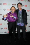 Al Jardine Photo - 12 February 2012 - Hollywood California - Al Jardine David Marks The Beach Boys EMI Music 2012 Grammy Awards Party held at Capital Records Tower Photo Credit Byron PurvisAdMedia