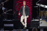 The Backstreet Boys Photo - 30 April 2019 - Nashville Tennessee - Brian Littrell from the Backstreet Boys performs at 35 Years of Friends Celebrating the Music of Michael W Smith held at Bridgestone Arena Photo Credit Frederick BreedonAdMedia