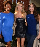 Adrienne Janic Photo - 26 June 2013 - Beverly Hills Ca - Etirsa Inniss Brandi Glanville Adrienne Janic Kyle Richards hosts fashion fundraiser benefitting Childrens Hospital of Los Angeles at Kyle by Alene Too in Beverly Hills Ca Photo Credit BirdieThompsonAdMedia