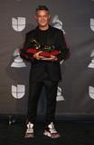 Alejandro Sanz Photo - 14 November 2019 - Las Vegas NV - Alejandro Sanz 2019 Latin Grammy Awards Press Room at MGM Grand Garden Arena Photo Credit MJTAdMedia
