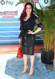 Alicia Machado Photo - 30 June 2018 - Westwood California - Alicia Machado Hotel Transylvania 3 Summer Vacation Los Angeles Premiere held at Regency Village Theater  Photo Credit Birdie ThompsonAdMedia