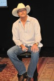 Alan Jackson Photo - 05 June 2014 - Nashville Tennessee - Alan Jackson Alan Jackson 25th Anniversary Press Conference held at Ford Theater at the Country Music Hall of Fame and Museum Photo Credit AdMedia