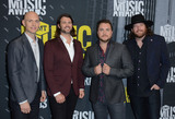 Chris Thompson Photo - 07 June 2017 - Nashville Tennessee - Jon Jones Chris Thompson Mike Eli and James Young of Eli Young Band 2017 CMT Music Awards held at Music City Center Photo Credit Tonya WiseAdMedia