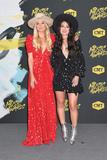 Alyssa Bonagura Photo - 06 June 2018 - Nashville Tennessee - Alyssa Bonagura Ruby Stewart 2018 CMT Music Awards held at Bridgestone Arena Photo Credit Laura FarrAdMedia