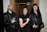 Anvil Photo - 17 May 2011 - Hamilton Ontario Canada - ANVIL  Canadian heavy metal legends ANVIL backstage at Hamilton Place during its Canadian Tour in support of Juggernaut of Justice Photo Credit Brent PerniacAdMedia