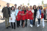 Amy Aquino Photo - 06 September 2018-  Hollywood California - Leron Gubler Kate Linder Amy Aquino Anglica Mara Erin Murphy Ellen K Angelica Vale Catherine Bach Ana Martinez Anne-Marie Johnson Hollywood Chamber Of Commerces 24th Annual Police and Firefighter appreciation Day held at LAPD Hollywood Division Photo Credit Faye SadouAdMedia