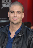 Graumans Chinese Theatre Photo - 30 January 2018 - Mark Salling has died of apparent suicide just a month before he was to be sentenced to prison for possession of child pornography He was 35 Mark Wayne Salling was an American actor and musician He was known for his role as Noah Puck Puckerman on the television series Glee File Photo 8 June 2012 - Hollywood California - Mark Salling Rock of Ages Los Angeles Premiere held at Graumans Chinese Theatre Photo Credit Russ ElliotAdMedia