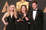 Colleen Atwood Photo - 26 February 2017 - Kate McKinnon Colleen Atwood Jason Bateman 89th Annual Academy Awards presented by the Academy of Motion Picture Arts and Sciences held at Hollywood  Highland Center Photo Credit Theresa ShirriffAdMedia