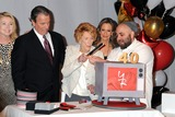Jeanne Cooper Photo - 08 May 2013 - Actress Jeanne Cooper Dies At 84 File photo 26 March 2013 - Los Angeles California - Melody Thomas Scott Eric Braeden Jeanne Cooper Jess Walton Duff Goldman The Young  The Restless 40th Anniversary Celebration held at CBS Television City Photo Credit Byron PurvisAdMedia